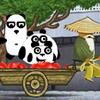 三隻熊貓在日本(3 Pandas in Japan)