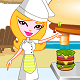 美女海灘漢堡店(Burger Run)