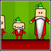 找出調皮耶誕老人(Finding Santa)