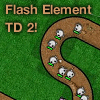 元素砲塔防衛 2(Flash Element Tower Defense 2)