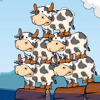 漂浮的母牛(Freaky Cows)
