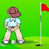 高爾夫球人(Golf Man)