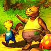 童話書找碴: 松鼠旅程(Irutia: Little Squirrel)