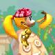 愛吃香蕉的猴子 2(Jumping Bananas 2)