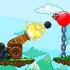 大砲射氣球(Kaboomz)