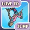 跳彈床(Love to jump)