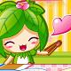 綠葉妹夾豆豆(젓가락의 달인)