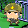 讓小猴子開心: 軍事基地(Monkey Go Happy: Army Base)