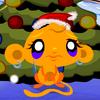 讓小猴子開心: 聖誕樹(Monkey Go Happy Xmas Tree)