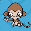 小猴子偷香蕉(Monkey