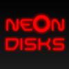 霓虹彈球(Neon Disks)