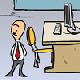 偷懶員工逃出辦公室(Office Sneakout!)