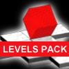 紅積木走白瓷磚 - 關卡包(On The Edge - Levels Pack)