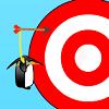企鵝射箭高爾夫(Penguin with Bow Golf)