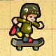 朋克滑板賺錢(Pogo Panic)
