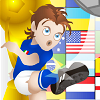 足球泡泡龍(Puzzle Soccer World Cup)