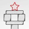 紅色星星消方塊 專業版(Redstar Fall Pro)