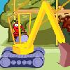 挖掘機搞破壞(Rigg