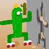 溜冰仙人掌(Roller Cactus)