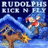 飛翔的聖誕老人(Rudolphs Kick n