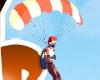 跳傘(Sky Driver)