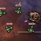 太空遊離戰機防禦(Space Battle)