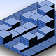 砌磚塊(Stackopolis)