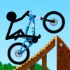 火柴人騎單車(Stickman Freeride)