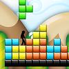 火柴人危險俄羅斯(Tetris