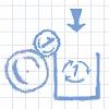 圓墨球進框 2(The Circular Blot 2)