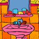 逃出大浴室(The Great Bathroom Escape)
