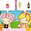 露天冰淇淋攤(The Ice Cream Parlour)