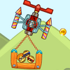空運笑臉球(Transcopter)