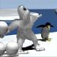 打企鵝 2(Yeti Sports 2: Orca Slap)