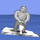 打企鵝 3(Yeti Sports 3: Seal Bounce)