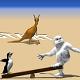 打企鵝 4(Yeti Sports 4: Albatros Overload)